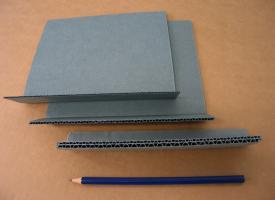 Elephnat corrugated boards