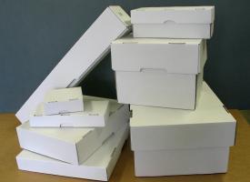 Non archival boxes 1