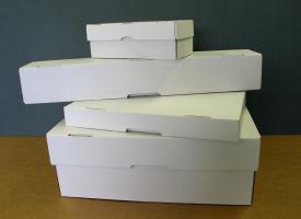 Non archival boxes